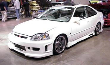 bodykit honda civic